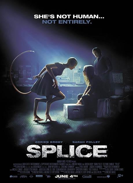 Splice (2009) สัตว์สาวกลายพันธุ์ล่าสยองโลก HD