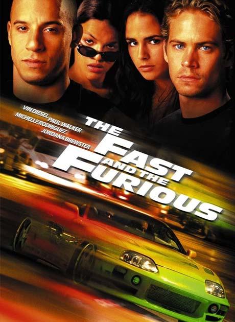 The Fast and the Furious 1 (2001) เร็วแรงทะลุนรก 1 HD