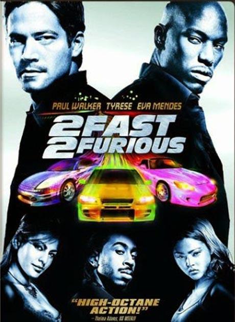 Fast Furious2 (2003) เร็วคูณ 2 ดับเบิ้ลแรงท้านรก HD