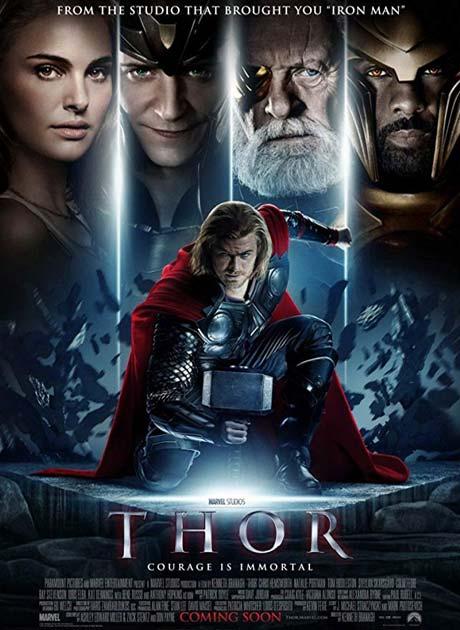 Thor (2011) ธอร์ เทพเจ้าสายฟ้า พากย์ไทย HD