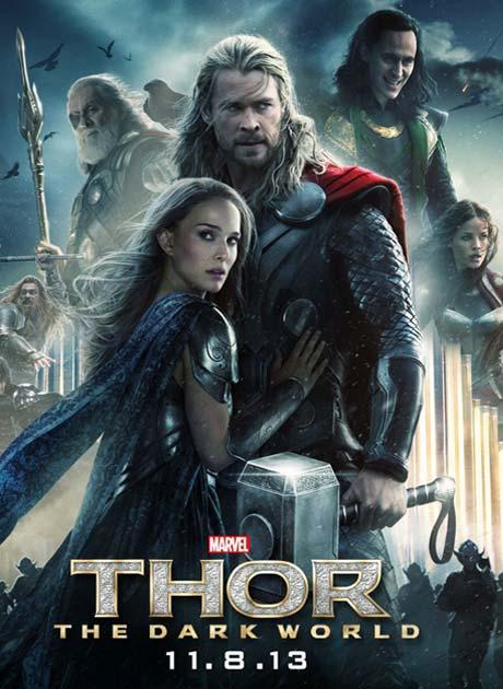 Thor: The Dark World (2013) ธอร์ เทพเจ้าสายฟ้าโลกาทมิฬ พากย์ไทย HD