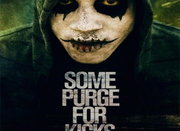 The Purge Anarchy (2014) คืนอำมหิต : คืนล่าฆ่าไม่ผิด