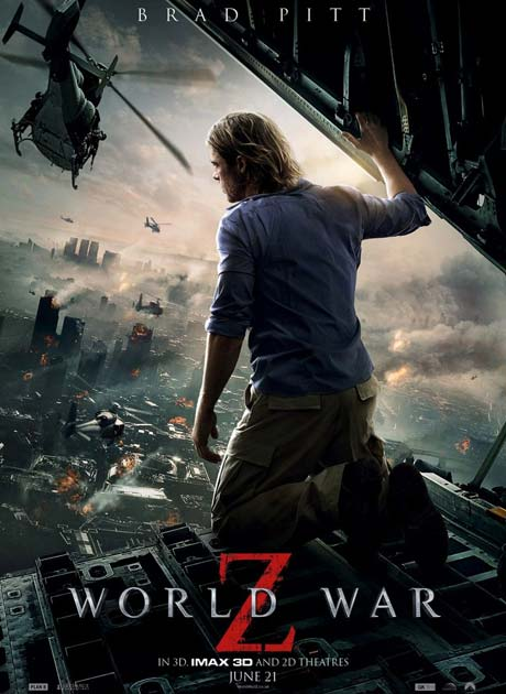 World War Z (2013) มหาวิบัติสงคราม Z HD พากย์ไทย