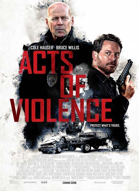acts of violence (2018) คนอึดล่าเดือด HD
