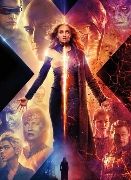 X-Men : Dark Phoenix (2019) HD