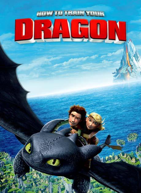 How to Train Your Dragon (2010) อภินิหารไวกิ้งพิชิตมังกร HD