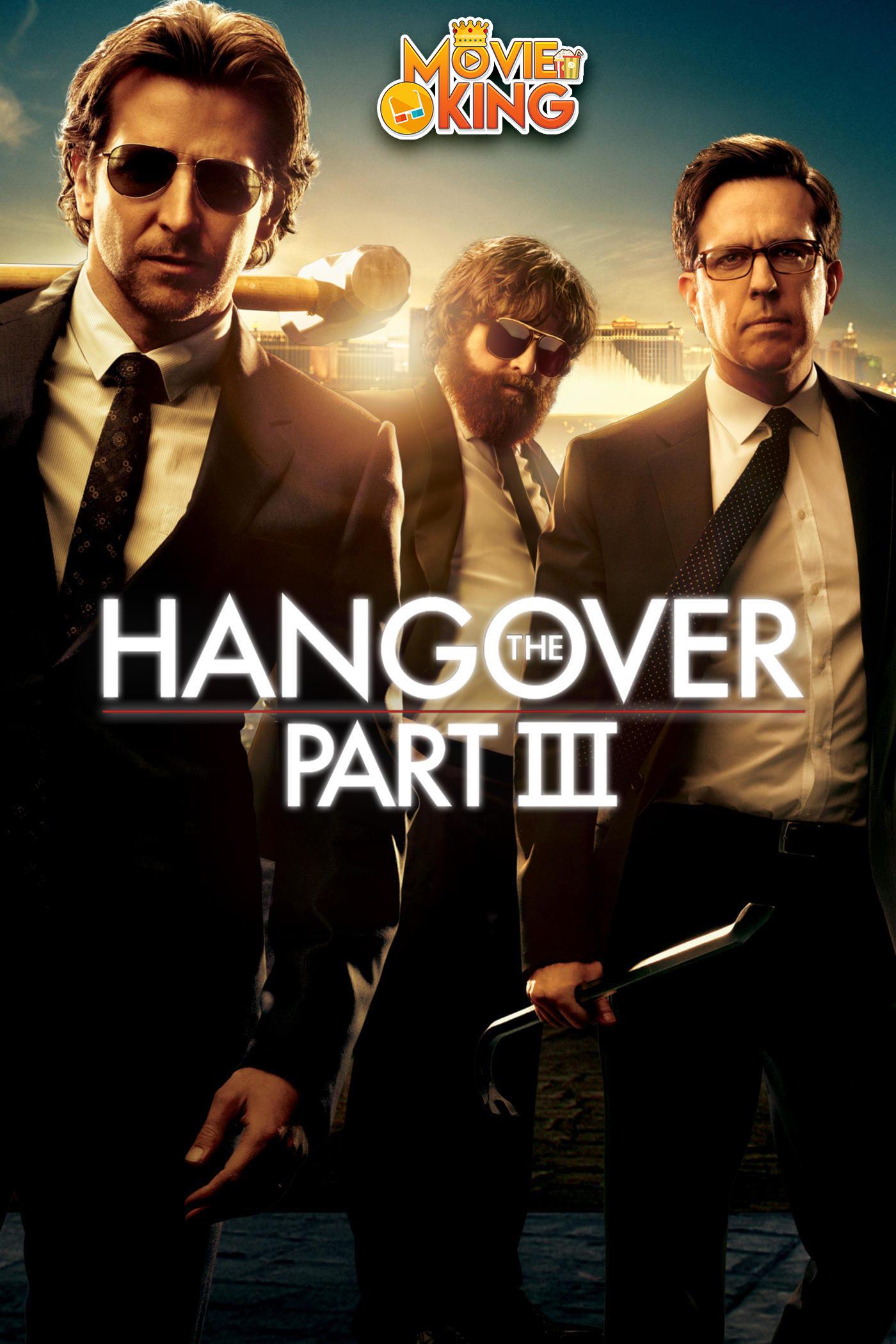 The Hangover III (2013) แฮงค์ยกก๊วน HD