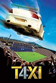 Taxi 4 แท็กซี่ 4 ซิ่งระเบิด บ้าระห่ำ (2007)