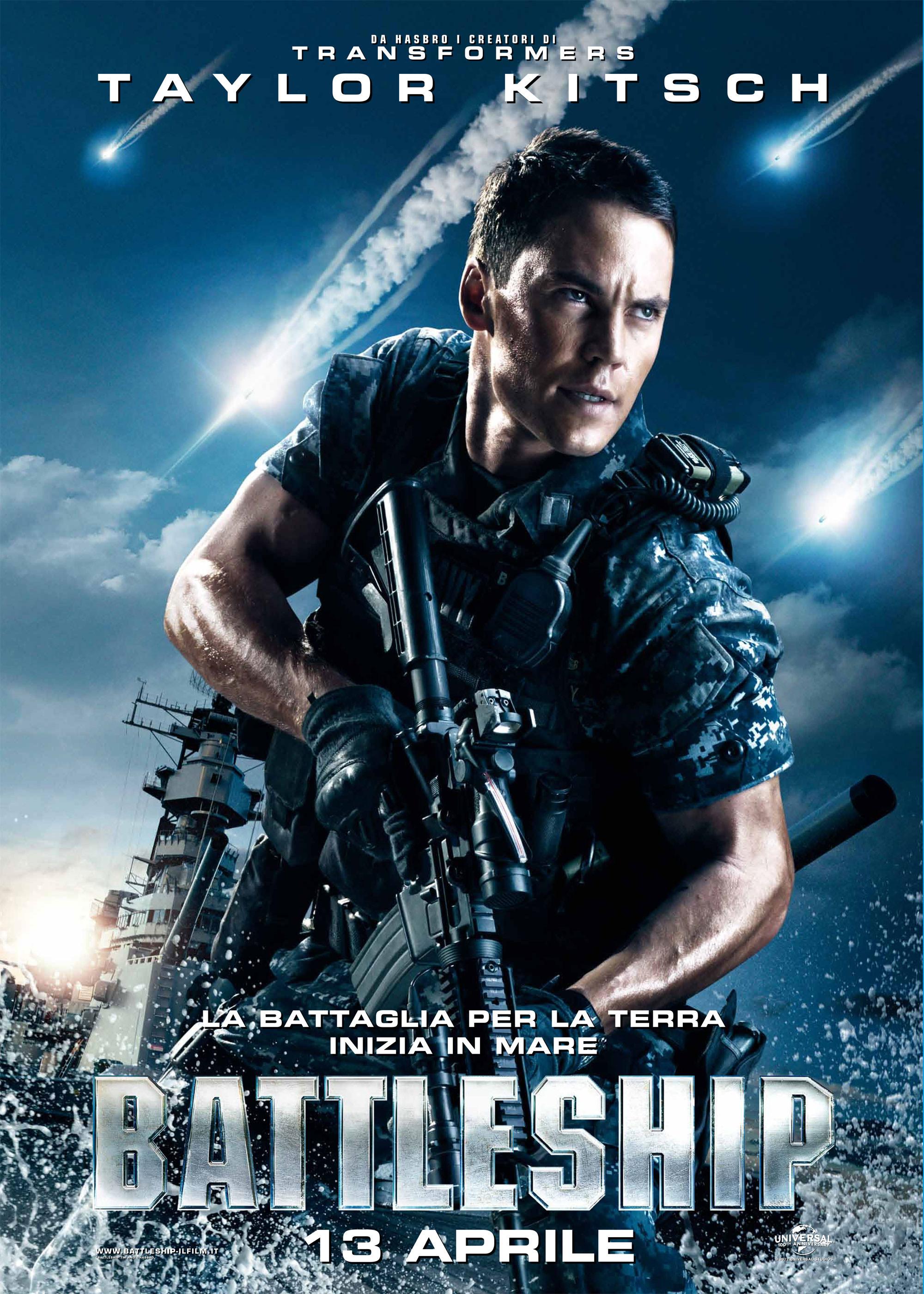 Battleship ยุทธการเรือรบพิฆาตฝูงเอเลี่ยน (2012) HD พากย์ไทย