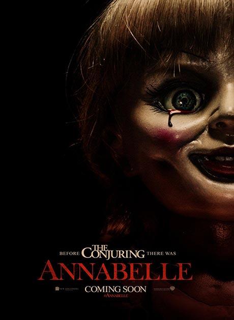 Annabelle (2014) แอนนาเบลล์ ตุ๊กตาผี HD