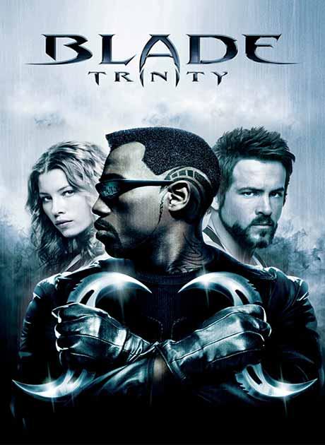 Blade 3 Trinity (2004) อำมหิตพันธุ์อมตะ HD