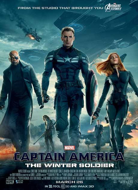 Captain America 2 The Winter Soldier (2014) กัปตันอเมริกา มัจจุราชอหังการ HD พากย์ไทย