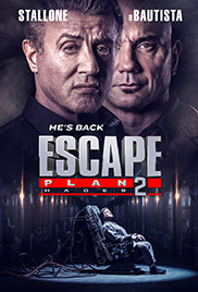 Escape Plan 2 Hades (2018) แหกคุกมหาประลัย 2 HD พากย์ไทย