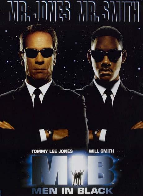 Men in Black 1 (1997) เอ็มไอบี หน่วยจารชนพิทักษ์จักรวาล 1 HD พากย์ไทย