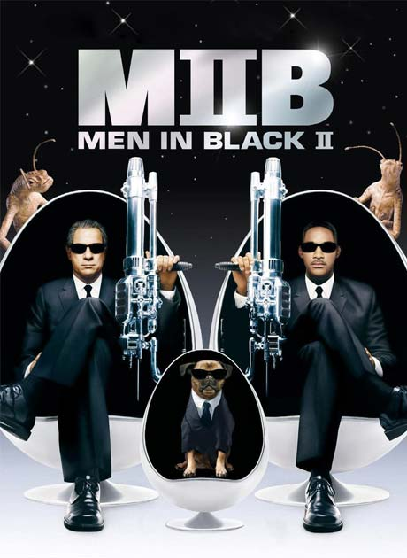 Men In Black 2 (2002) เอ็มไอบี หน่วยจารชนพิทักษ์จักรวาล 2 HD