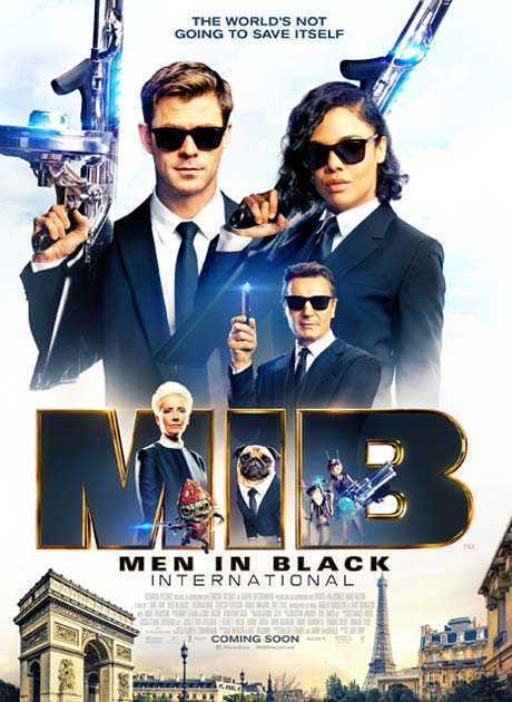 Men In Black: International (2019) หน่วยจารชนสากลพลิกโลก