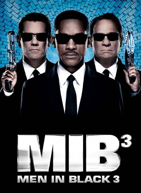Men In Black 3 (20012) เอ็มไอบี หน่วยจารชนพิทักษ์จักรวาล 3 HD