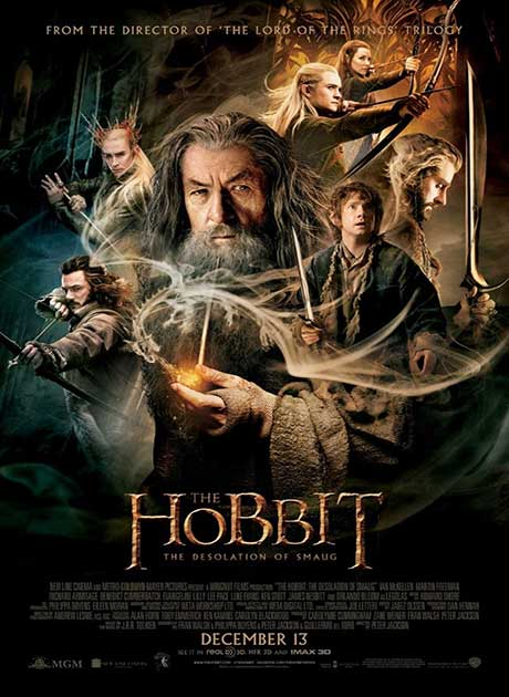 The Hobbit 2 (2013) เดอะ ฮอบบิท ดินแดนเปลี่ยวร้างของสม็อค HD