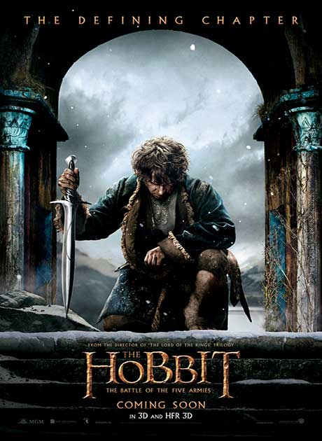 The Hobbit (2012) ฮอบบิท การผจญภัยสุดคาดคิด HD