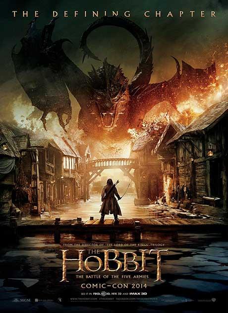 The Hobbit 3 (2014) เดอะ ฮอบบิท สงคราม 5 ทัพ HD