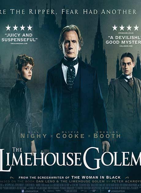 The Limehouse Golem (2016) ฆาตกรรม ซ่อนฆาตกร HD