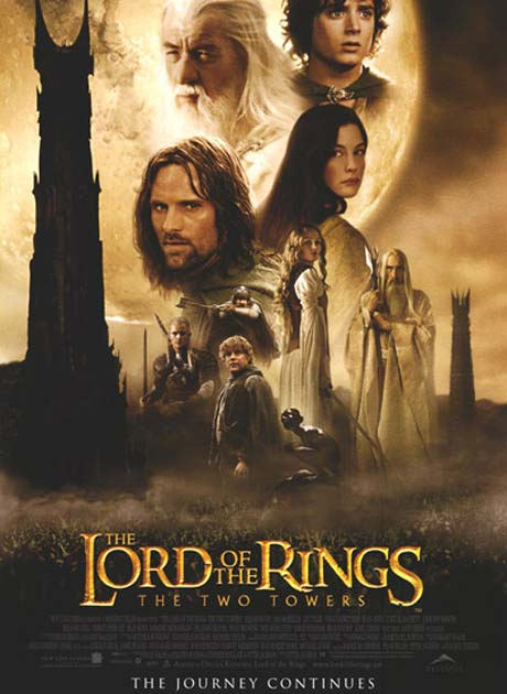 The Lord of The Rings : The Two Towers (2002) ศึกหอคอยคู่กู้พิภพ HD พากย์ไทย