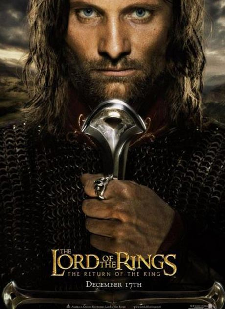 The Lord of The Rings : The Return of The King (2003) มหาสงครมชิงพิภพ HD พากย์ไทย