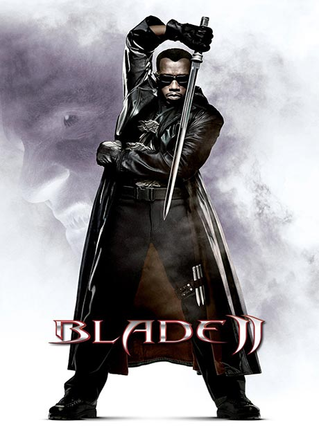 Blade 2 (2002) นักล่าพันธู์อมตะ HD