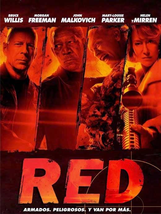 Red คนอึดต้องกลับมาอึด (2010) HD