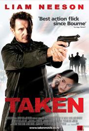 Taken 1 (2008) เทคเคน สู้ไม่รู้จักตาย HD พากย์ไทย
