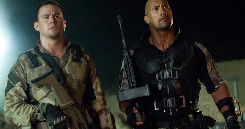 G.I. Joe 2 Retaliation - Official Trailer 2012 (HD)