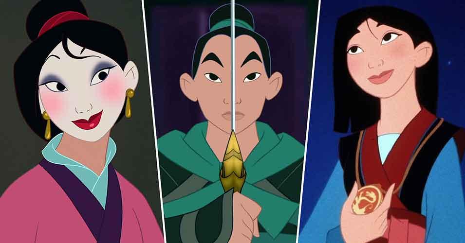 Mulan II มู่หลาน 2 (2004) ตอนเจ้าหญิงสามพระองค์   หนังใหม่ ดูหนังออนไลน์ฟรี