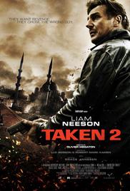 Taken 2 (2012) เทคเคน 2 ฅนคม ล่าไม่ยั้ง HD