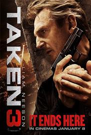 Taken 3 (2014) ฅนคม ล่าไม่ยั้ง HD พากย์ไทย