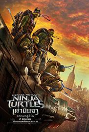 Ninja Turtles 2 (2016) เต่านินจา จากเงาสู่ฮีโร่ HD