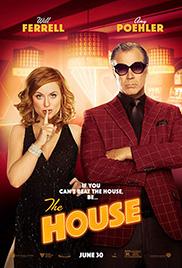 THE HOUSE (2017) เดอะ เฮาส์ เปลี่ยนบ้านให้เป็นบ่อน HD