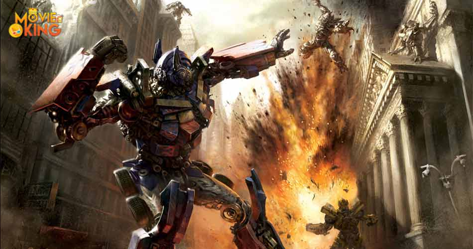 Transformers 2 2009 ทรานส์ฟอร์เมอร์ส 2