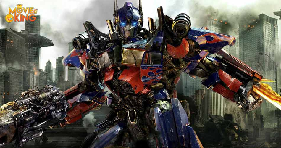Transformers 3 Dark of the Moon, Movieking.net