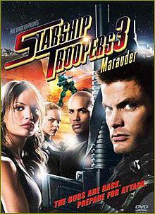 Starship Troopers 3(2008)  HD