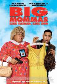 Big Mommas 3 : Like Father, Like Son บิ๊กมาม่าส์ 3 HD