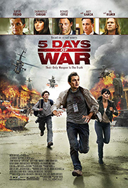5 Days Of War (2011) สมรภูมิคลั่ง 120ชั่วโมง HD