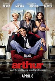 Arthur (2011) อาเธอร์ เศรษฐีเพลย์บวมส์ HD