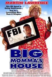 Big Momma's House 1 (2000) บิ๊กมาม่า เอฟบีไอต่อมหลุด HD
