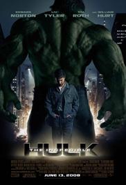 The Incredible Hulk 2 (2008) มนุษย์ตัวเขียวจอมพลัง 2 HD