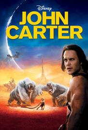 John Carter (2012) นักรบสงครามข้ามจักรวาล HD