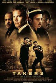 Takers (2010) พลิกแผนปล้นระห่ำนรก HD