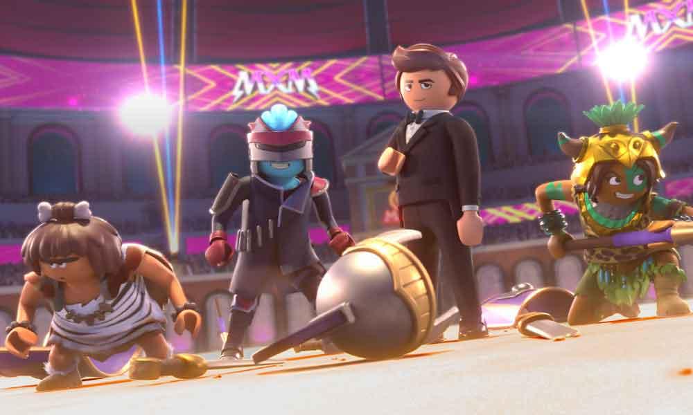 Playmobil The Movie (2019)