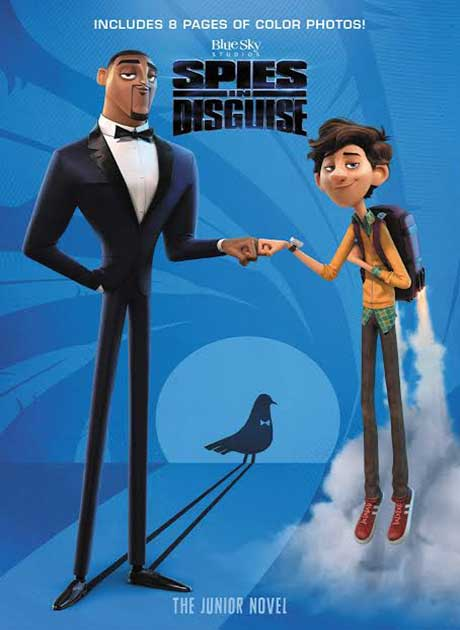 Spies in Disguise (2020)